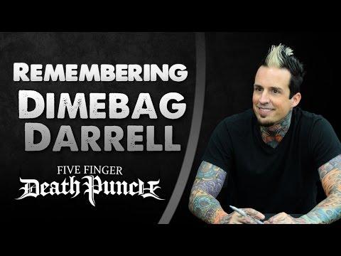 FFDPs Jeremy Spencer  Remembering Dimebag Darrell
