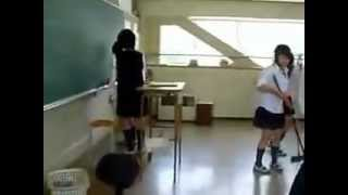 Japanese Girls High School