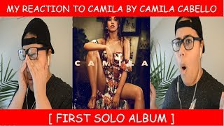 Download Lagu MY Reaction To Camila By Camila Cabello Gratis STAFABAND