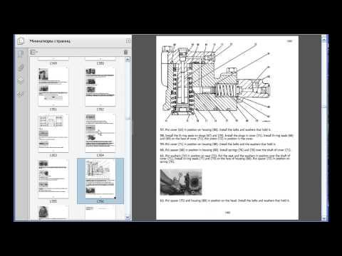 Caterpillar manuales pdf