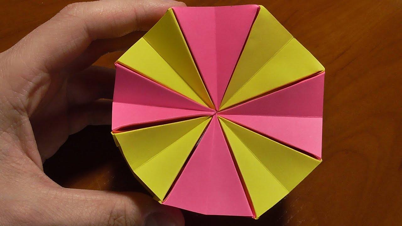 Как сделать цветы из бумаги 66