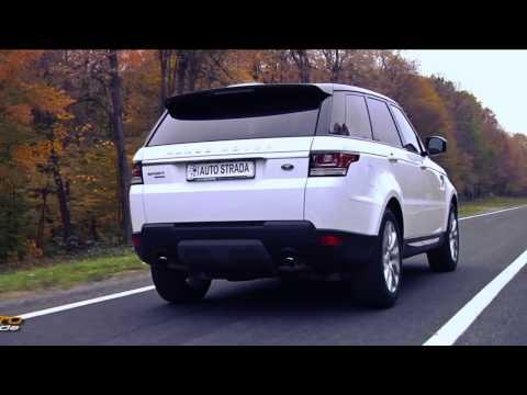 Test Drive: Range Rover Sport 2014