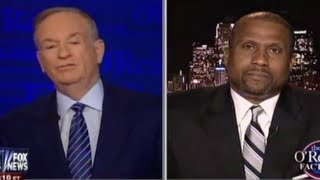 Tavis Smiley Disarms Bill O'Reilly With Suggestion To Arm Every Black Person 7/18/13
