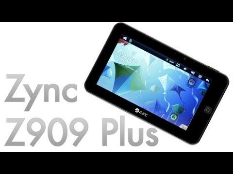 Zync Z909 Plus : Video Review