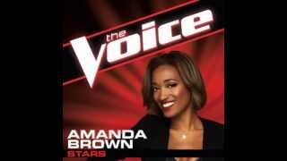 "Download Lagu Amanda Brown: ""Stars"" - The Voice (Studio Version) Gratis STAFABAND"