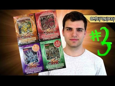 Best Yugioh 5ds Random Special Edition Box Opening! The Crimson Duelist & The Overdrive Battles! #3 video