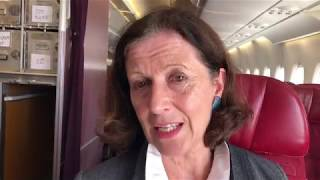 CAA chair Deirdre Hutton on Thomas Cook repatriation