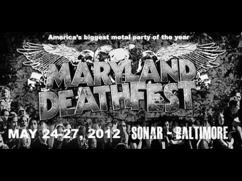 SAINT VITUS ~ Live at MARYLAND DEATHFEST/May/27/2012 HD