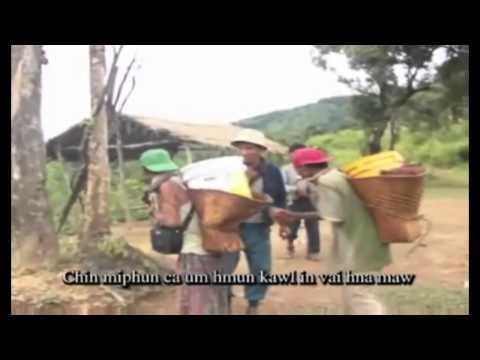 Laihla Thar Tawk Men Chin Miphun video