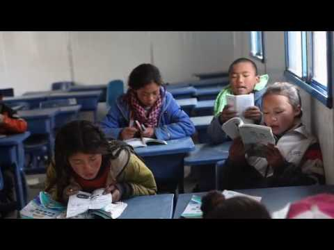 UNICEF: Earthquake's toll on schools in Qinghai Province, China