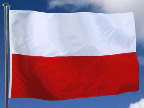 "National anthem of Poland ""Mazurek Dąbrowskiego"""
