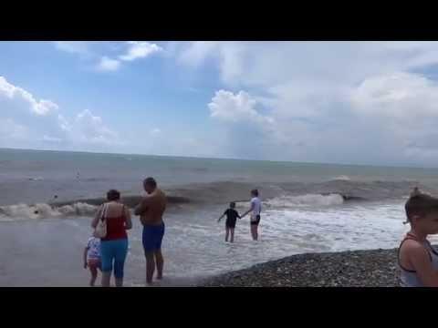 Грязное ли море в анапе на территории лагеря