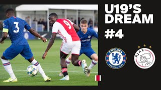 U19'S DREAM #4 - Brobbeast is back | Chelsea FC U19 - AFC Ajax U19
