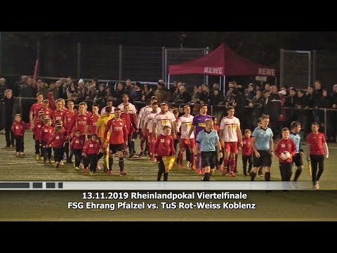 FSG Ehrang Pfalzel vs. TuS Rot-Weiss Koblenz