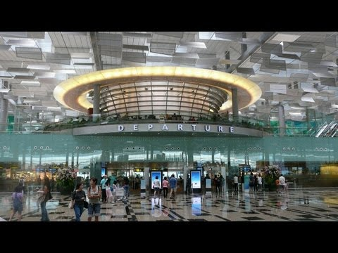 The Top 10 Best Airports in the  World