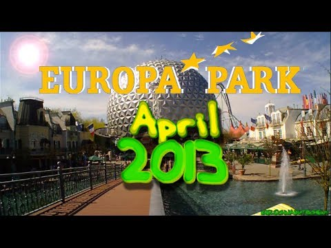EUROPA-PARK April 2013 Special Edition HD