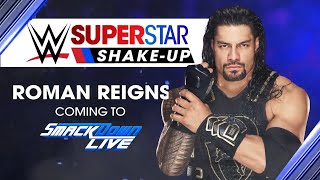 WWE SUPERSTARS SHAKE UP 2019 - Results / SmackDown Picks