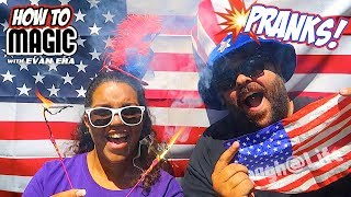 7 Magic Firework Pranks for Independence Day