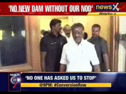 Tamil Nadu opposes new dam on Mullaperiyar