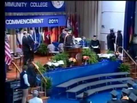 2011 Cleveland State Community College Graduation Ceremony