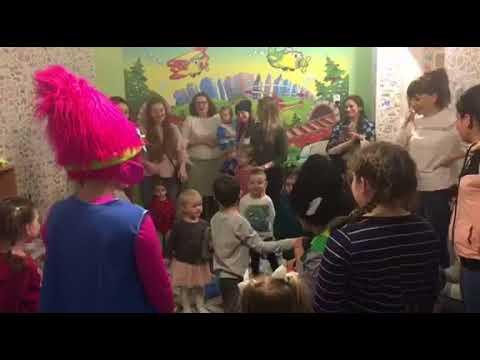 Opening of our kindergarten in St. Petersburg