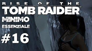 RISE OF THE TOMB RAIDER Diff. Survival,Minimo Essenziale #16/20 Mamma li Greci!