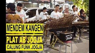 Via Vallen - Mendem Kangen Cover Calung Funk Jogja
