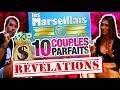 LES MARSEILLAIS VS 10COUPLES, LES RÉVÉLATIONS DE MAÏSSANE !
