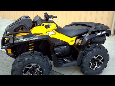 2013 Mud Racer X 650 Outlander SSTG2 Frame Can-Am @ Alcoa Good Times