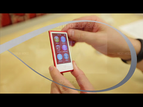 iPod Nano (2012) Unboxing & First Look!