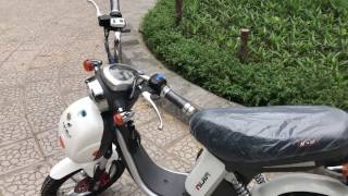 Hướng dẫn xe đạp điện nijia 2017