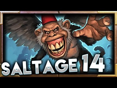 Hearthstone RNG Saltage - Episode 14