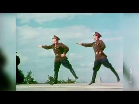 """""""СОЛДАТСКИЙ ТАНЕЦ"""" 1965 г.  - Комментарии иностранцев"""