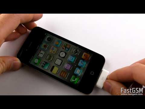 How To Unlock iPhone 4 5.0.1
