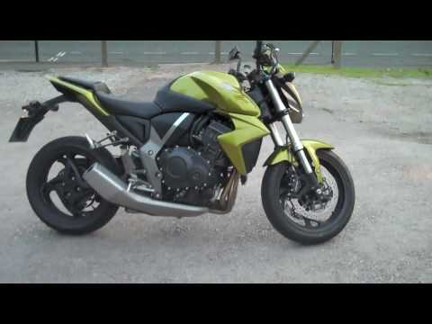 Monday 21/9/09 - Motorcycle Diaries - Honda CB1000R