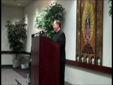Phoenix meets its new Auxiliary Bishop-Elect