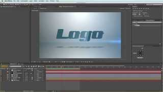 After Effects Tutorial: Glossy Look