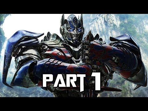 Transformers Rise Of The Dark Spark Walkthrough Gameplay Part 1 - Drift (ps4) video