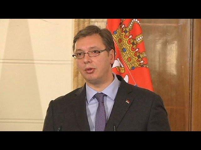 سفر تاریخی نخست وزیران صربستان به آلبانی