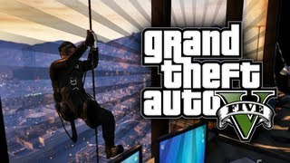GTA 5: Online Strip Clubs + Money ATM System! - 10 Confirmed Facts About GTA 5 (Gameplay)