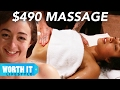 $39 Massage Vs. $490 Massage thumbnail