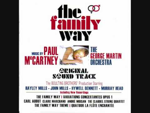 Paul McCartney - Love in the Open Air (reprise) (Family Way VII)