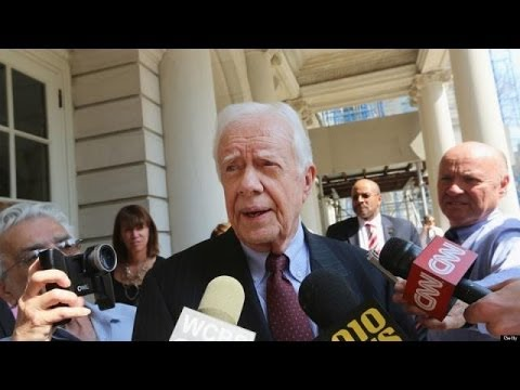 Carter: Iran Sanctions Could Be 'Devastating Blow'