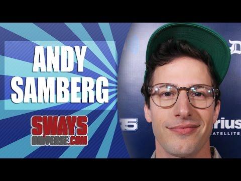 Andy Samberg Of Brooklyn Nine-Nine Talks Bad Meat, Bay Area Sports & More