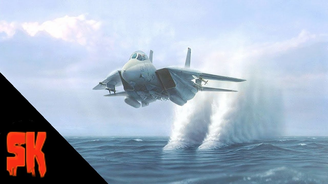 "F14 Tomcat ""Sonic Boom"" - YouTube"