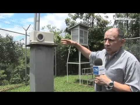 Así funciona la estación meteorológica de la UCV
