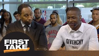 Stephen A. Smith to Terry Rozier: 'You are grossly underpaid' on Celtics | First Take | ESPN