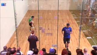 2017 Racquetball Pan Am Championships - Women's Singles Final - Longoria MEX vs Rajsich USA