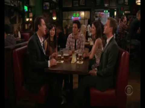 "How I met your mother ""Awesome!"""