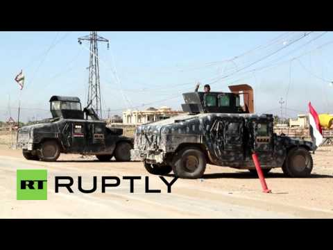 Iraq: Iraqi army regains partial control over Fallujah from Islamic State